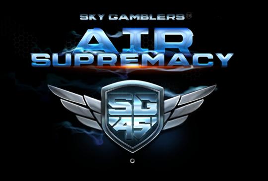 【 iOS 限時免費】高科技華麗空戰 Sky Gamblers Air Supremacy