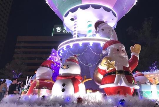 台北戶外聖誕樹大集合【繽紛歡樂精選5大懶人包全攻略】