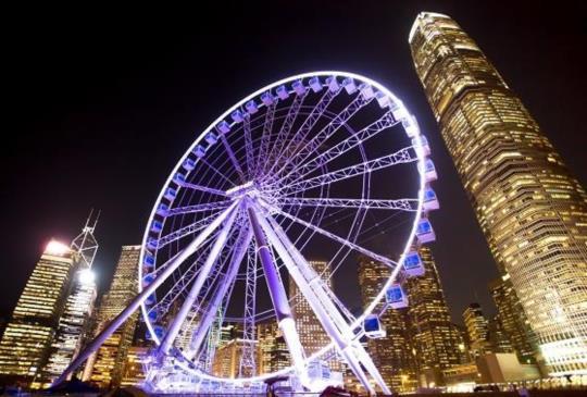 絕美香江夜色:4種不一樣體驗,夜遊香港「維多利亞港」美景!
