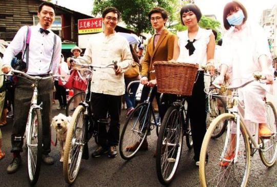 第2屆的大稻埕國際藝術節,週末一起踩街微文青