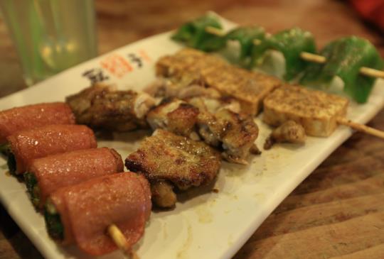 [台中美食]三五好友來聚餐~就醬子烤