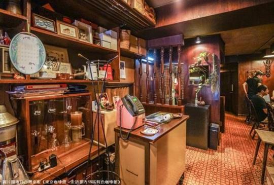 【必去的東京咖啡店,大師坐鎮的東京第一Café De L'AMBER】