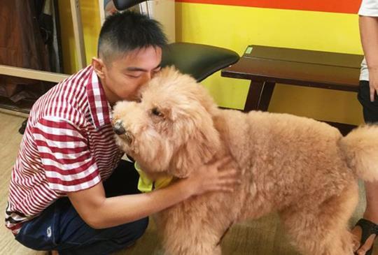 關於訓犬,其實是追求人狗和諧快樂的一種方法:專訪熊爸