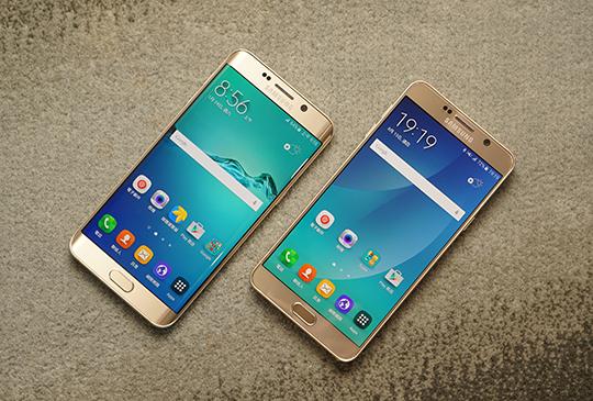 GALAXY Note 5 / S6 Edge+ 台灣動手玩,三星雙旗艦重點特色搶先看