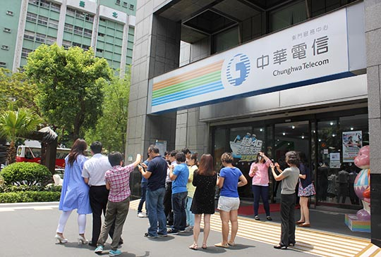 部份門市不定時放置誘餌,中華電信推出寶可夢限時優惠方案