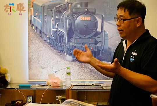 福井食堂:全台獨有民間鐵道博物館