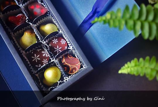 【Bonbon巧克力 】食尚界極致美學藝品呈現