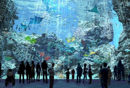 桃捷一日卷「買一送一」!跟著桃捷去旅行,沿途停靠全台第一座國際水族館、桃園新型複合娛樂城!