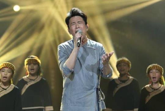 【我是歌手】台灣天籟登『陸』,張信哲與布農八部合音成功抱回亞軍!