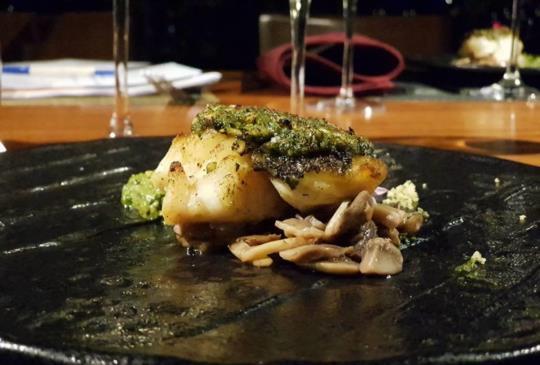 【前所未有的味蕾悸動,葡萄酒主題餐廳推出 「鱻果魚三部曲」】