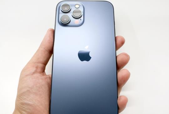 iPhone 12 Pro Max 太平洋藍開箱與使用心得分享