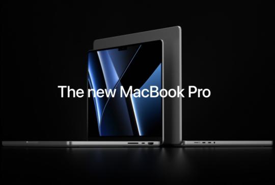 MacBook Pro 也有瀏海,搭載史上最強 M1 Pro / M1 Max 晶片