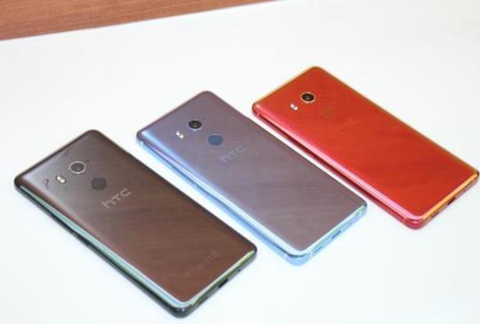 瞄準自拍市場、支援臉部解鎖,中階定位 HTC U11 EYEs 即日起開放預購