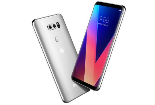 LG 發表 V30+ 新色「奇幻銀」,買還送免費手機健檢與免費更換電池