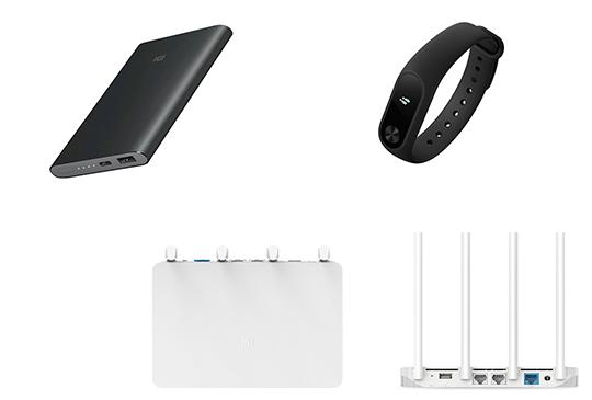 小米手環 2 / 行動電源高配版 / 路由器 3 預計 8 月在台灣推出,搶攻平價市場