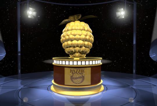 【第36屆金酸莓獎入圍名單公布:《格雷》囊括六大獎 酸到心坎裡】