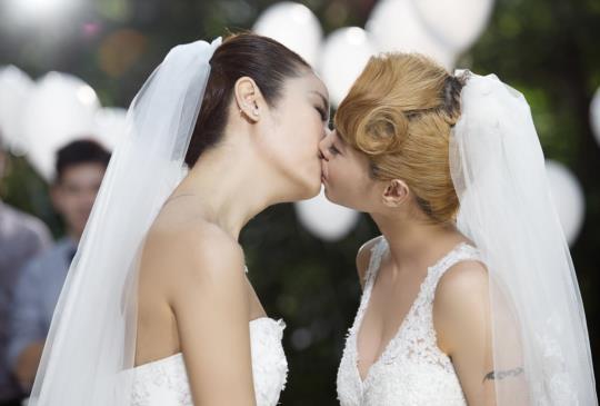 [為愛發聲必聽] 同性婚姻平權,不一樣又怎樣。