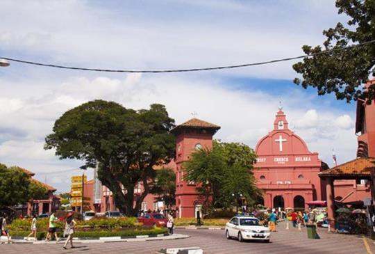 【馬來西亞.馬六甲】古蹟巡禮,品味蘇丹皇宮生活