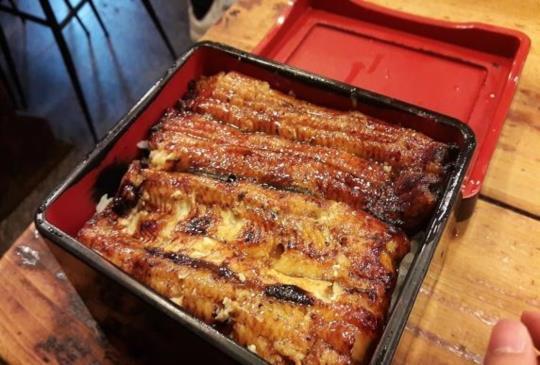 【台北 中山】肥美好吃鰻魚飯怎可錯過