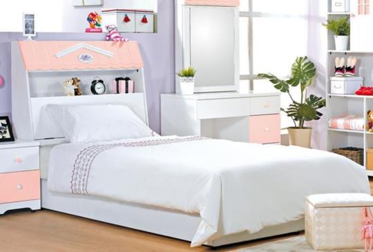 【好想住在這!小資女小宅改造~簡單幾招讓妳的房間變得超夢幻!】