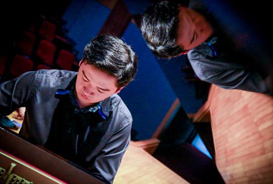 『世界動漫鋼琴第一人』Animenz Taipei演奏會