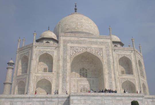 【印度】泰姬瑪哈陵:見證不朽愛情的建築奇觀