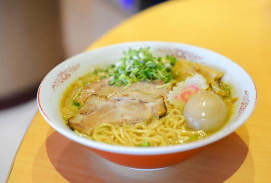 用心日本風味拉麵小菜免費吃到飽【吉品屋日式拉麵】