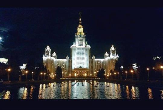 【俄羅斯】俄羅斯最高學府-莫斯科大學