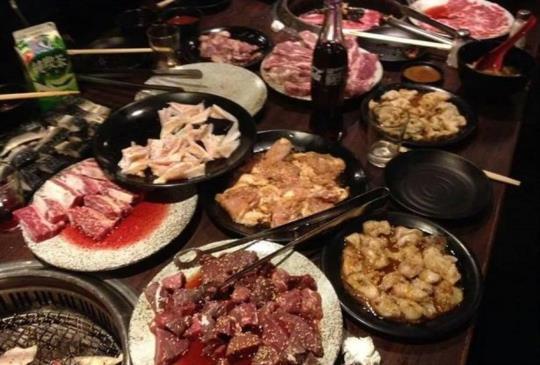 【嚴選板橋三間超好吃燒烤店‧中秋節大口吃肉的好所在】~愛吃肉特搜