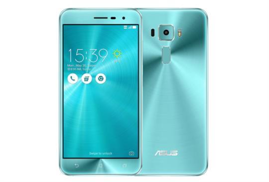 華碩推出 ZenFone 3 限量版「湖水藍」、新款 ZenPower 迎接耶誕