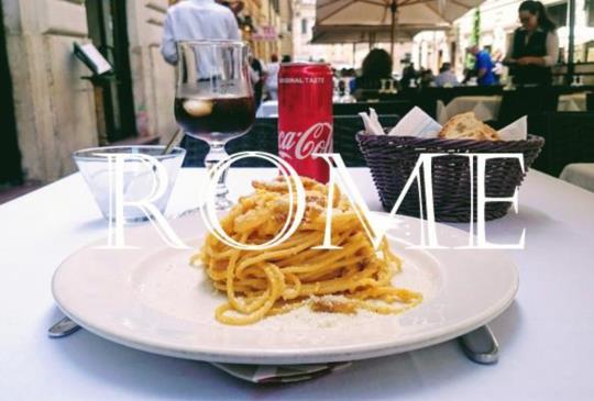【義大利.羅馬】快樂生活方程式