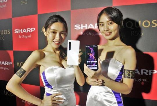 搭載Pro IGZO螢幕可8K錄影,SHARP首款5G旗艦AQUOS R5G登台亮相