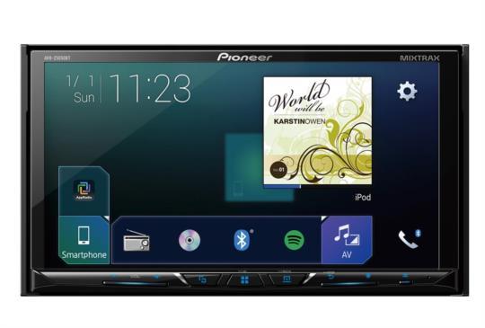 Pioneer 推出 Z 系列智慧型車載主機,搶攻車聯網汽車配件市場