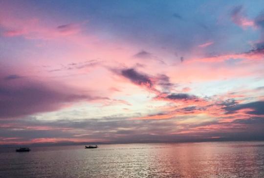 【印尼】站在巨星旁的龍目島(Lombok)