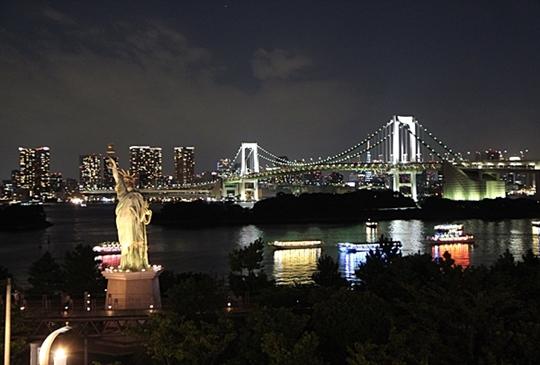 日本【東京】台場特色景點一日遊