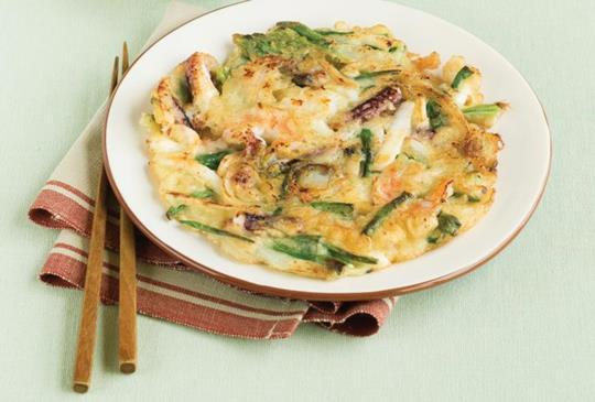 【道地韓國媽媽的拿手菜!超美味的海鮮煎餅與安東燉雞】