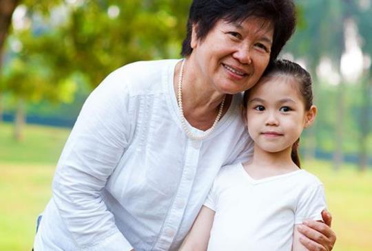 隔代教養:感謝婆婆幫我養成多才多藝的女兒