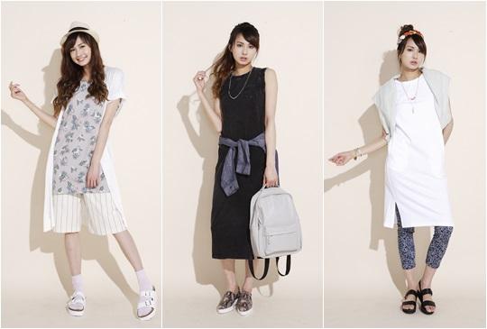 4大風格穿搭Tips!只要一件就能讓妳時髦大升級的GU長版上衣