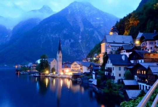 【奧地利】哈爾施塔特5種與眾不同玩法 深度慢遊夢幻小鎮