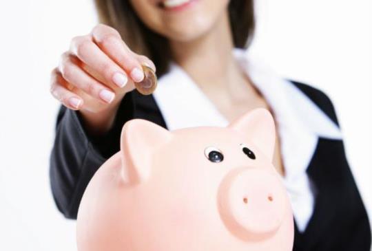 【學會這招理財小撇步,讓你靠存錢+領錢,就能輕鬆變富婆!】