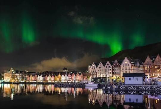 全球5大夢幻北極光觀賞地點
