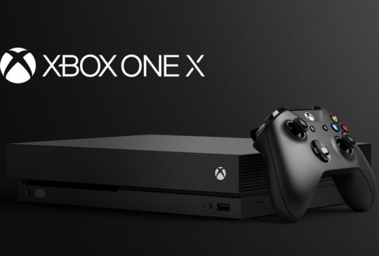 【E3 2017】微軟發表新機「Xbox One X」多達 22 款獨佔遊戲 11/7 全球上市
