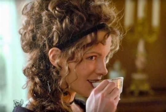 《蘇珊夫人尋婚計》,美麗誘惑