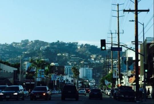 首次造訪洛杉磯LA