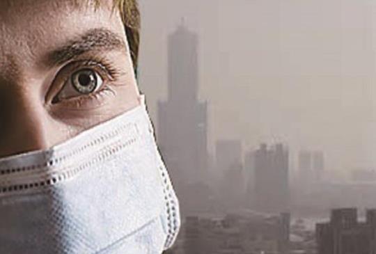 【連呼吸都致癌! 抗霾口罩是救命法寶】