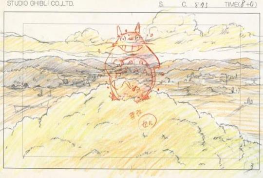 世界巡迴最終站「吉卜力動畫手稿展」明年1月登台