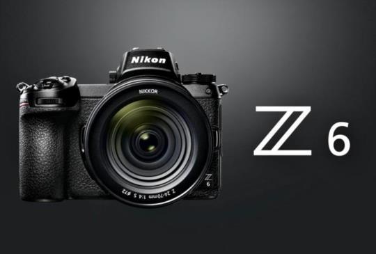 Nikon 發表最新無單反相機 Z系列