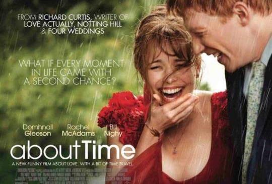 【《真愛每一天》(about time):若可以重回過去某一時刻做改變,你的人生是否會感到更圓滿?】