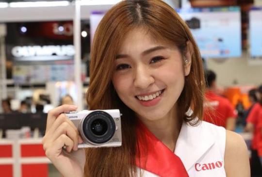 台北國際攝影器材展登場,Canon、Sony 各推新相機互別苗頭