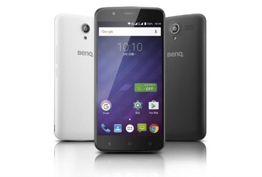 搭載 5.5 吋 2.5D 弧面螢幕,BenQ T55 今起上市
